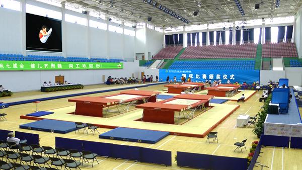 南昌工程学院体育馆
