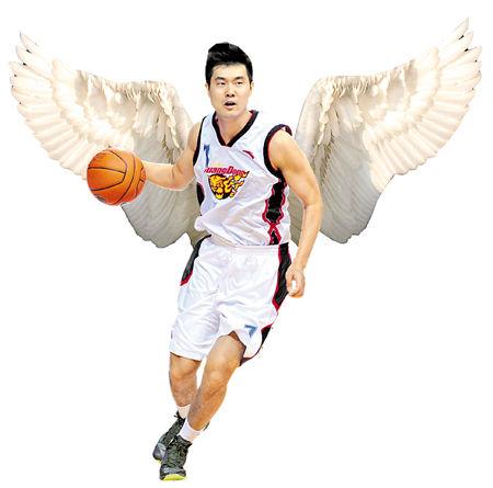 中国男篮王仕鹏的运动生涯