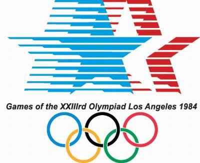 1984年美国洛杉矶第二十三届奥运会会徽(图文)图片